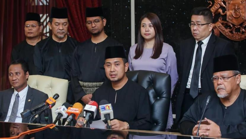 New Johor chief minister unveils revamped executive council
