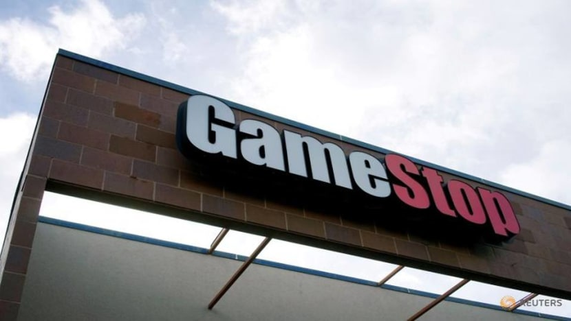 GameStop shares soar more than 20per cent, on track for fifth day of gains