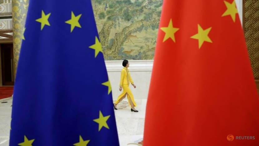 China says it hopes France will push for Sino-EU investment deal