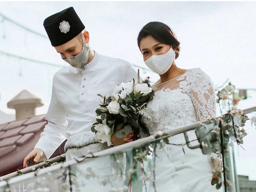 More intimate, but just as special: Singapore's Malay weddings evolve