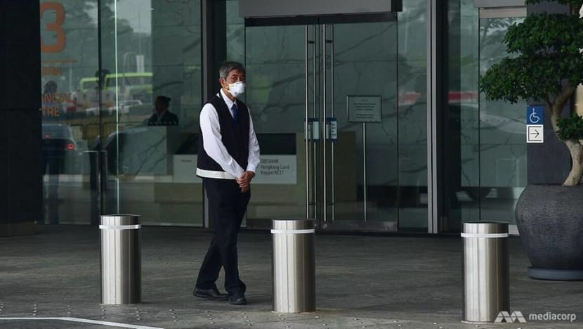16 million N95 masks available in national stockpile as haze covers Singapore