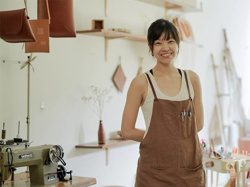 Creative Capital: The leathersmith who doesn't accept orders for impulse buys