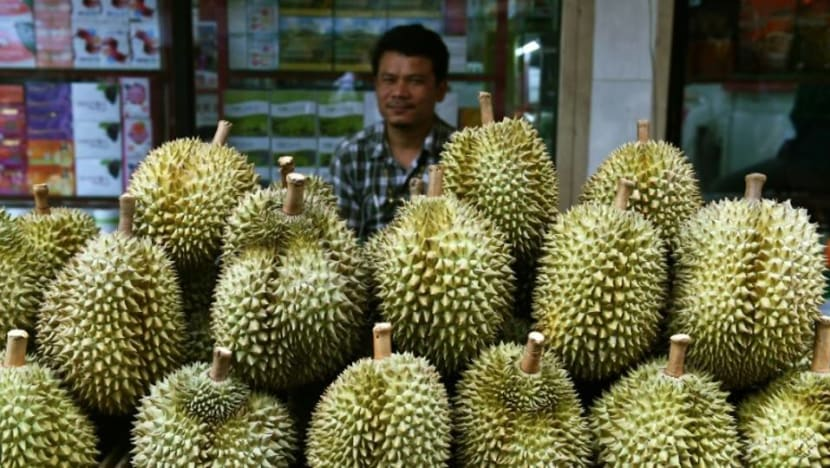 Good news for Malaysia's durian growers as China approves import of frozen whole fruits