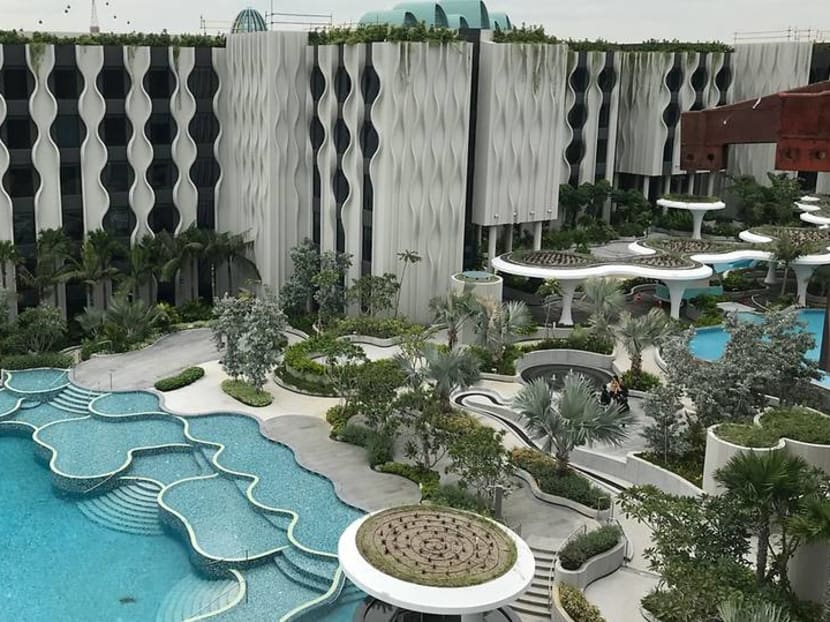 New mid-tier Sentosa hotels to open from April 2019, catering to locals on staycations