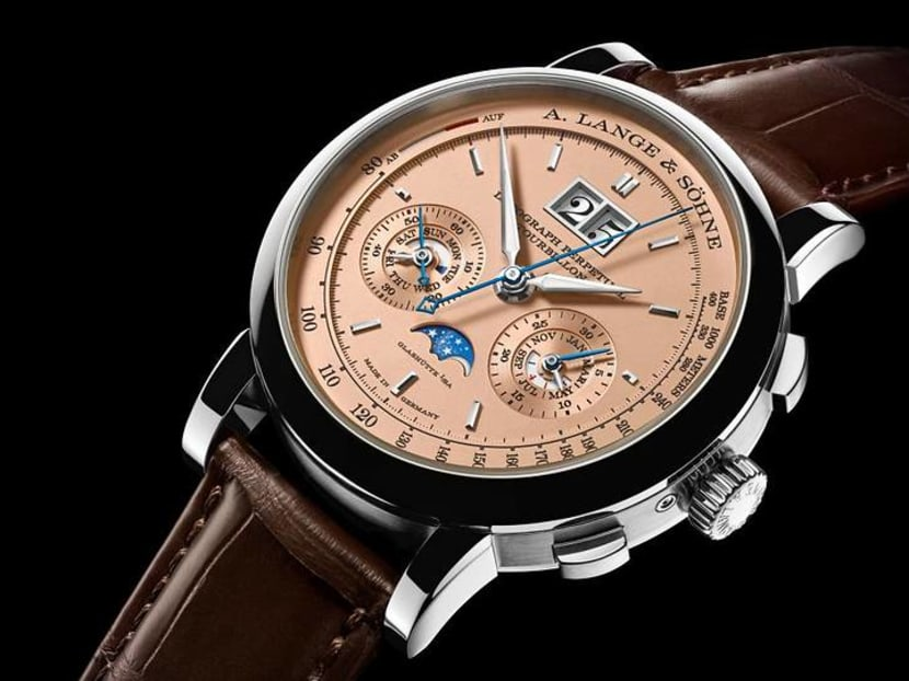 SIHH 2019 Trend Report: Handsome salmon pink dials make a comeback