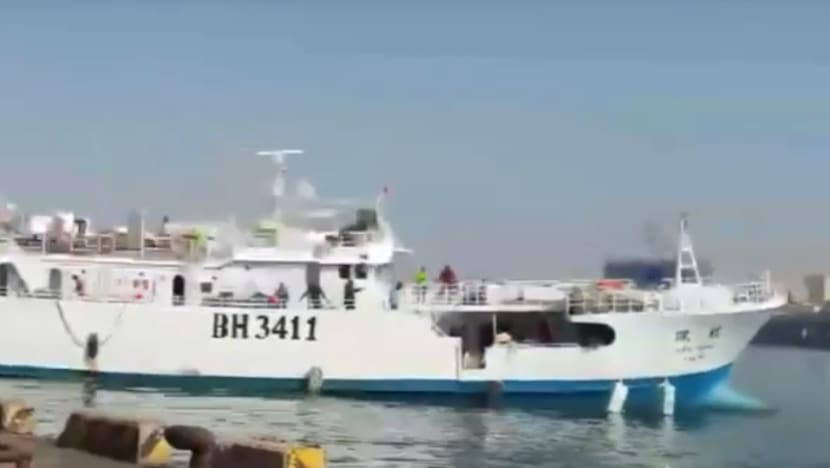 Deadly brawl aboard Taiwan fishing boat sparks rescue operation