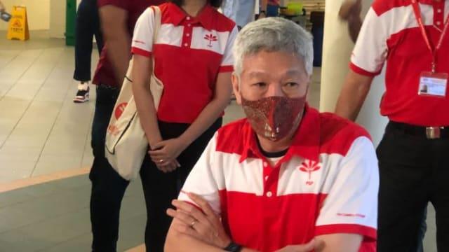【新加坡大选】李显扬:本届大选让我国向透明度和问责制迈出一大步