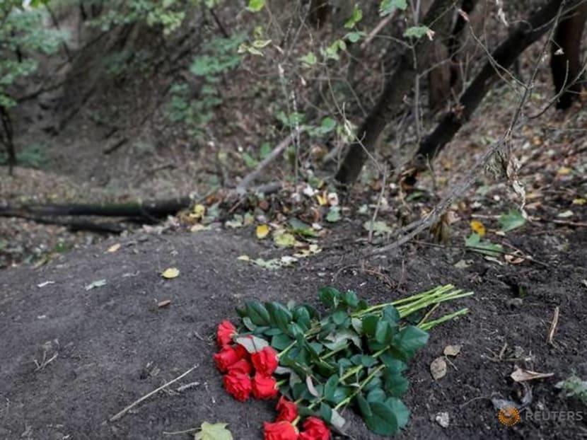Ukrainian film shows 'deep history' of Holocaust massacre