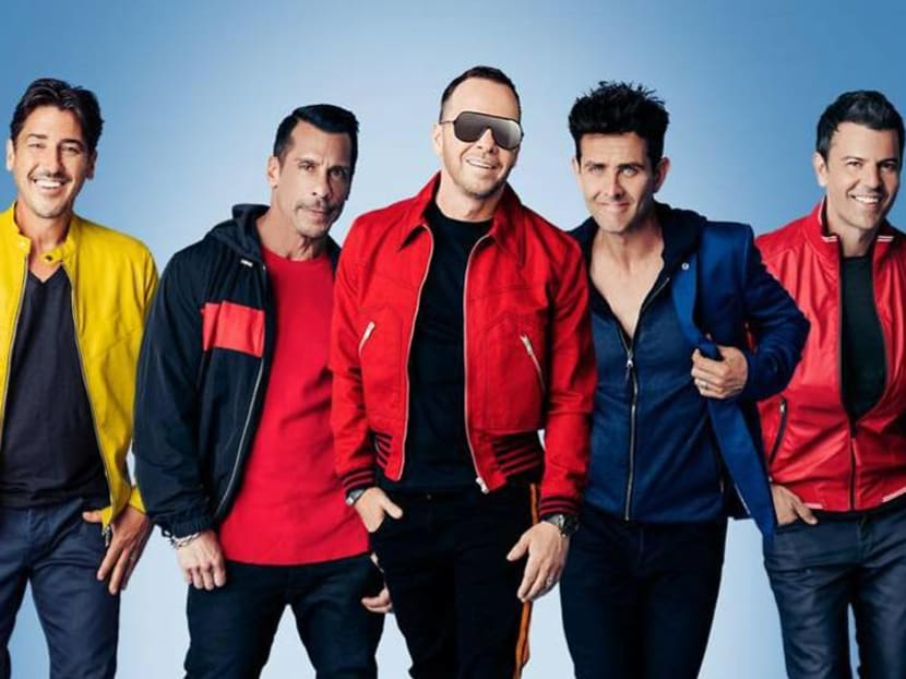 NKOTB namedrops *NSYNC, Westlife in new song about boy bands
