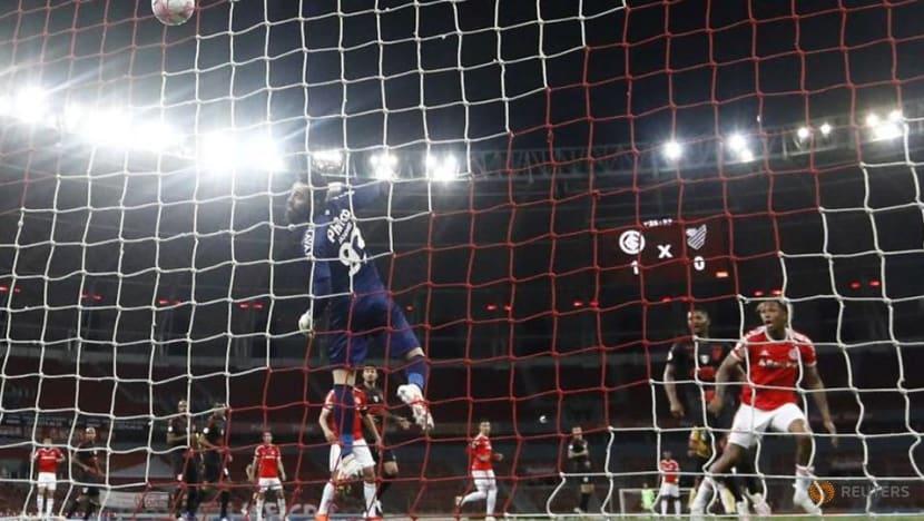 Brazil's Inter beat Athletico 2-1, Galhardo scores 13th of season