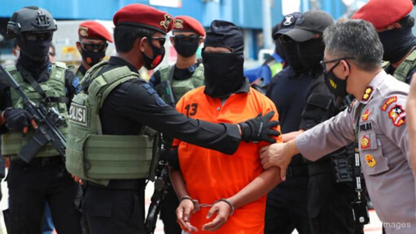 Indonesian police move top terror suspect Zulkarnaen to Jakarta for investigation
