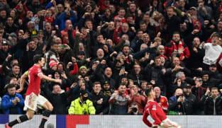 Ronaldo again rides to Man Utd's Champions League rescue