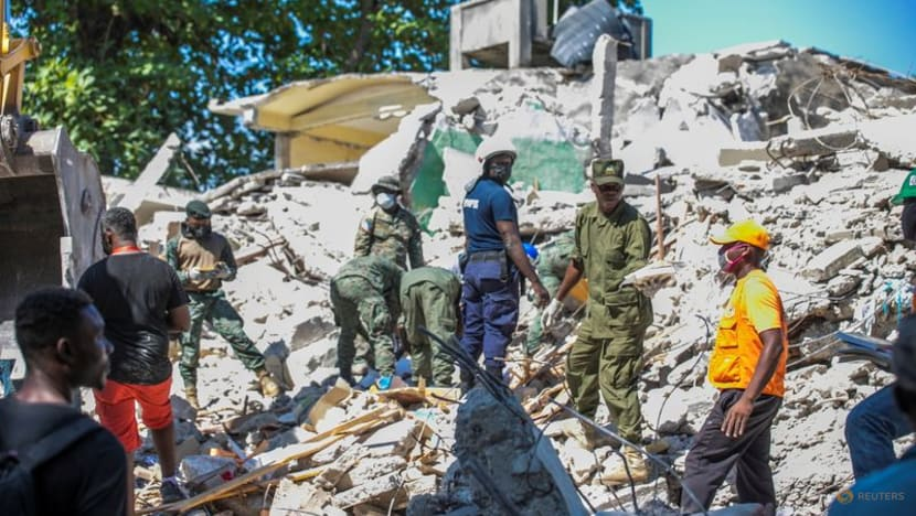 UN calls for Haiti 'humanitarian corridor' in gang-held areas