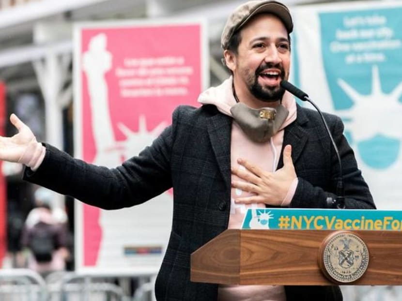 US Latinos finally get their turn with Lin-Manuel Miranda movie 'In the Heights'