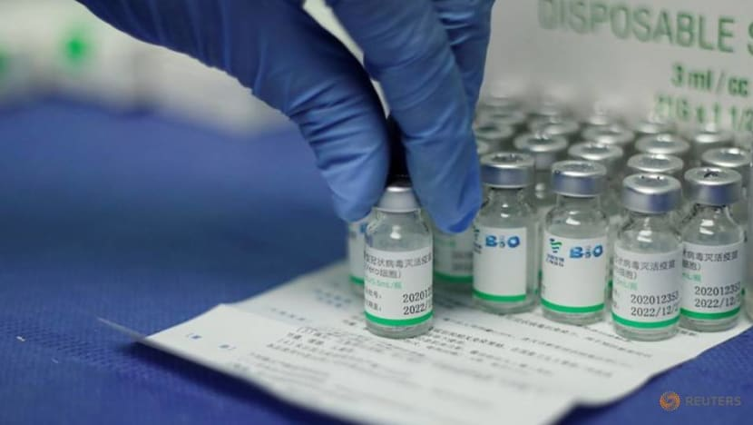 WHO experts voice 'very low confidence' in some Sinopharm COVID-19 vaccine data