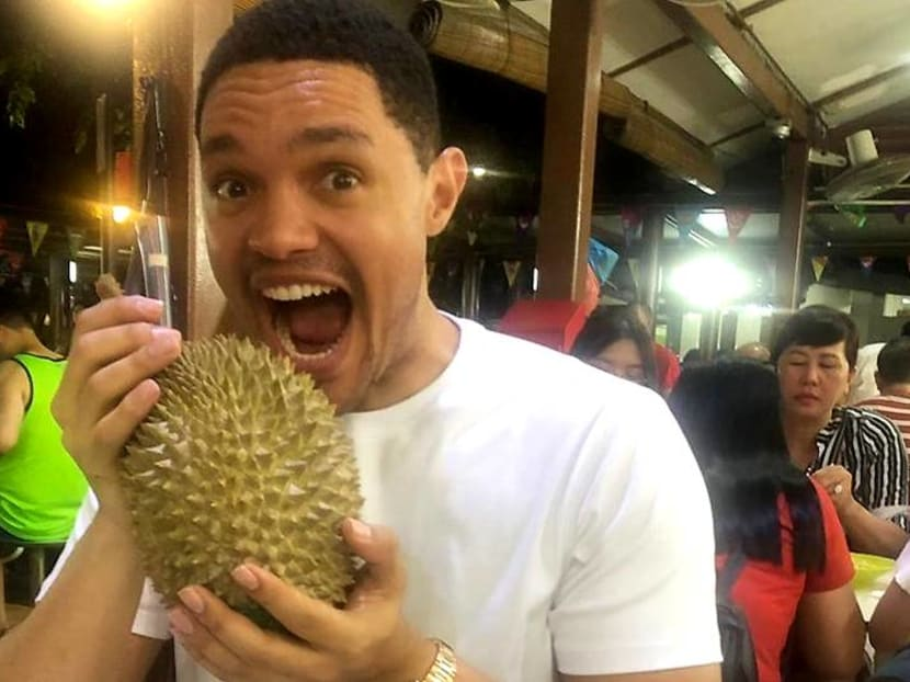 Comedian Trevor Noah is in town for sold-out inaugural shows