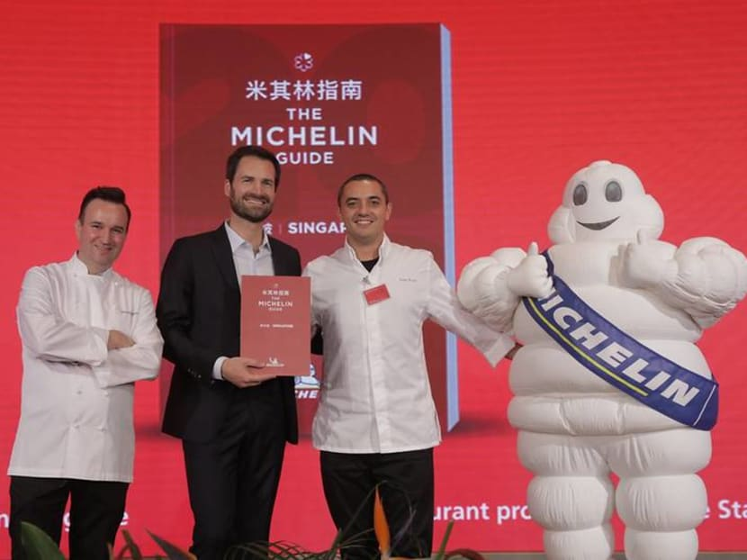 Michelin Guide Singapore 2019: Les Amis and Odette get their three stars