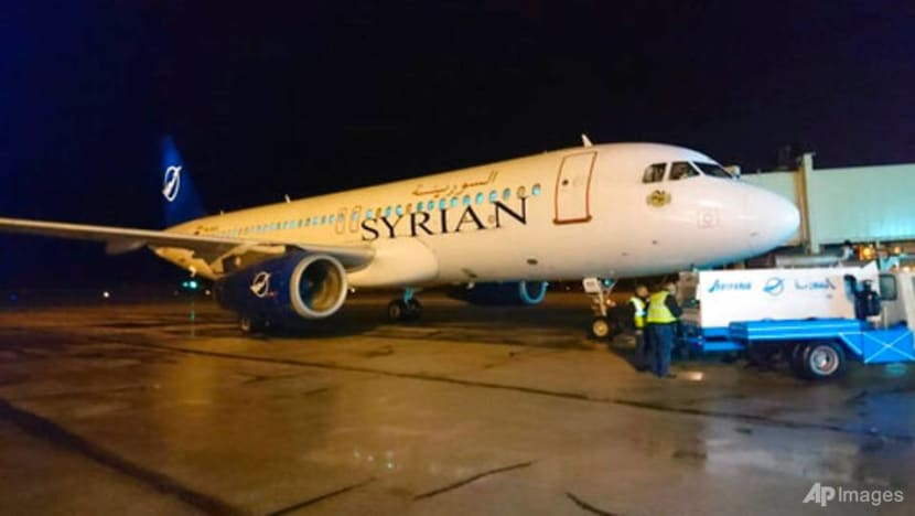 Syrian Air makes first Aleppo to Beirut flight since 2011