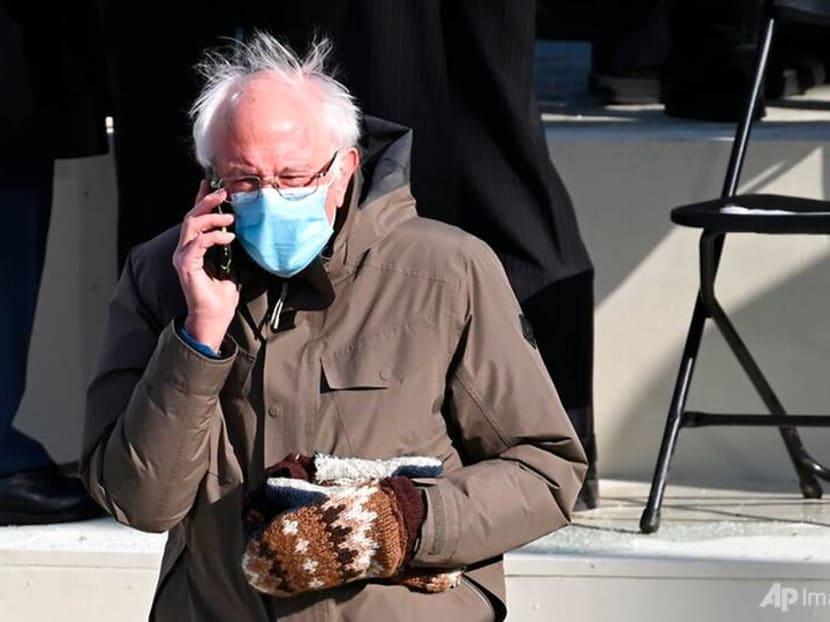 US Senator Bernie Sanders' mittens, memes help raise US$1.8m for charity
