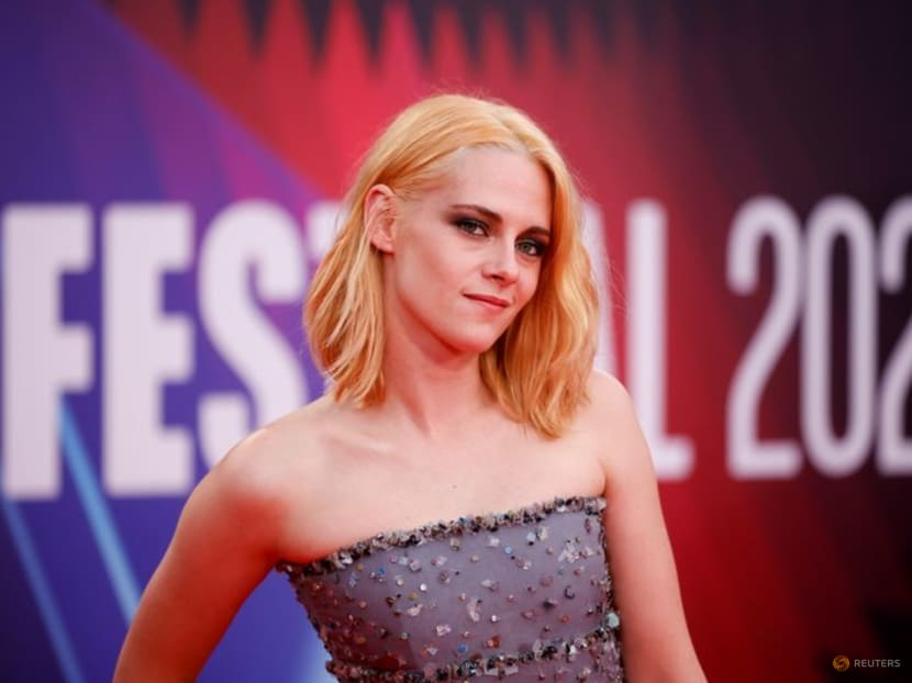 'I'm excited to bring it home': Kristen Stewart's Princess Diana film shown in London