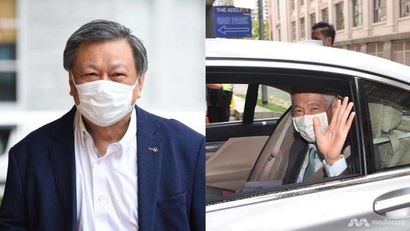 Trial opens for Lee Hsien Loong's defamation suit against Leong Sze Hian