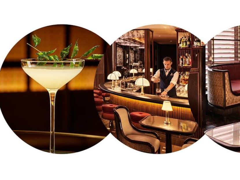 Take flight with the new cocktail bar inspired by the golden age of air travel