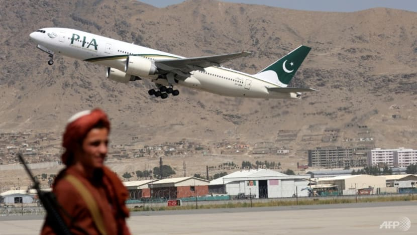 Pakistan Airlines suspends Afghan operations citing Taliban interference