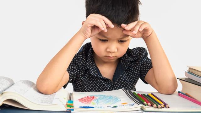 孩子学习不专注?父母4招应对