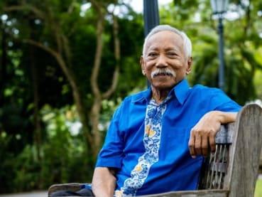 Cultural Medallion batik artist Sarkasi Said dies aged 81