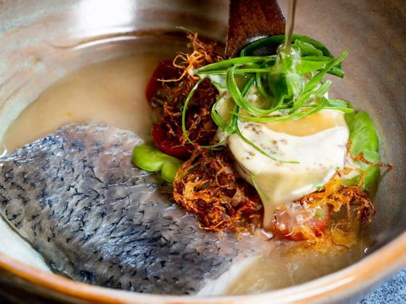 Fish soup, sambal octopus: Local dishes get a creative spin at this new restaurant