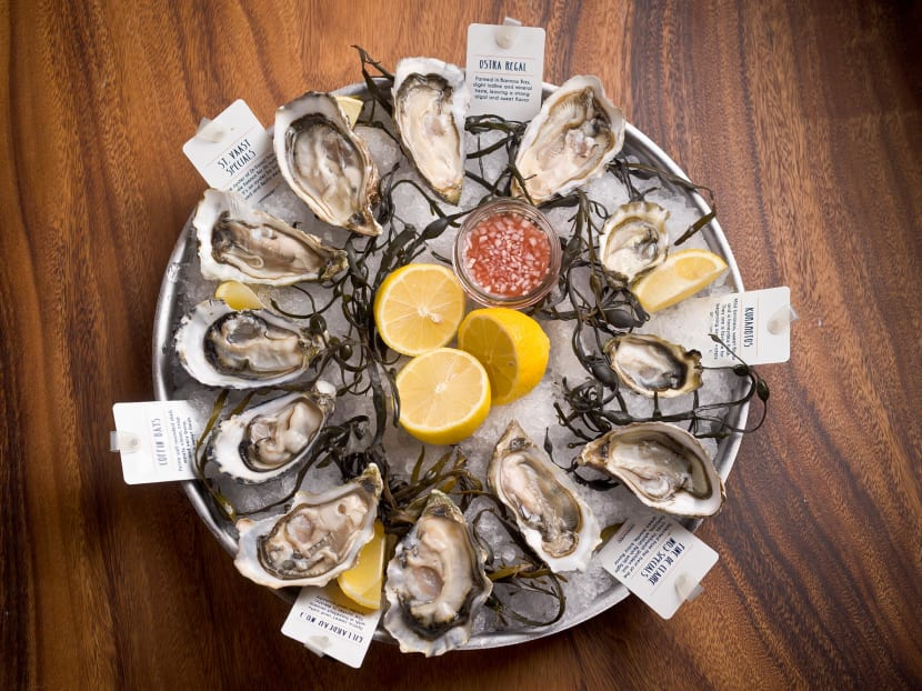 Awww, shucks: The best places in Singapore to get your oyster fix-edit