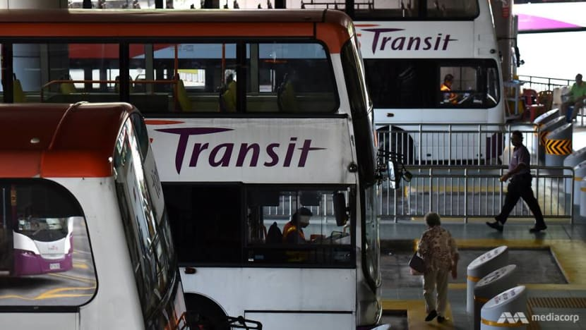 SBS Transit turns to Industrial Arbitration Court in wage dispute with 5 bus drivers