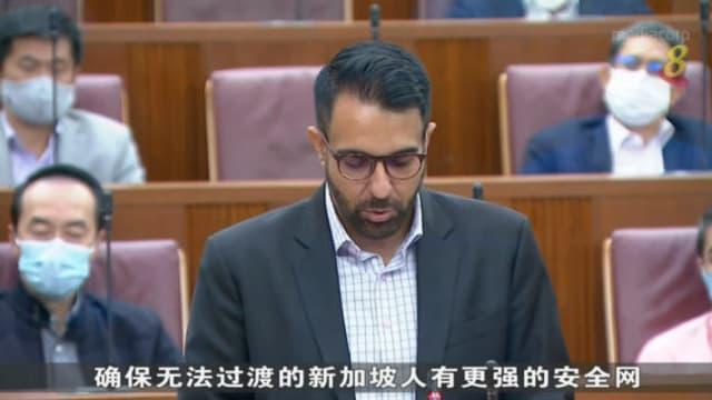 多位工人党议员针对黄循财动议发言 毕丹星提五建议