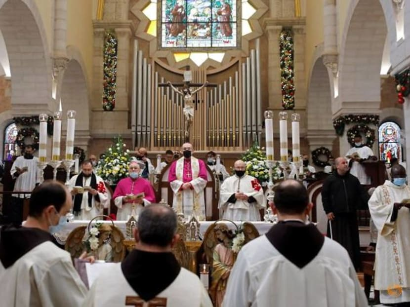 Bethlehem sends signal of hope with quiet Christmas celebrations