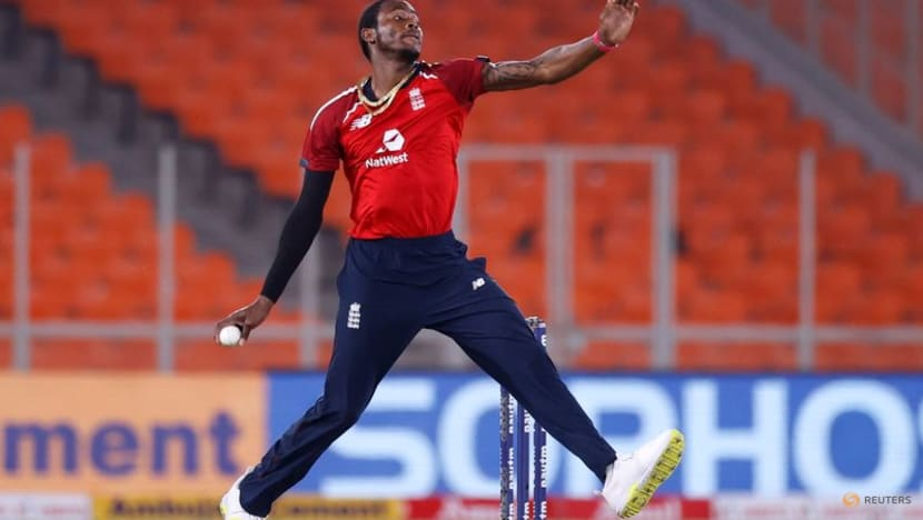 Cricket: England's Archer to miss T20 World Cup, Ashes due to injury