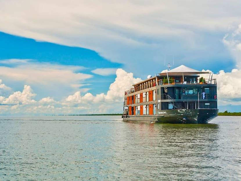 Time for reflection and glorious meals: A luxurious experience meandering up the Mekong
