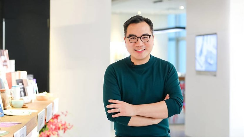 This entrepreneur's plant-based business is backed by celebrities like Wang Leehom