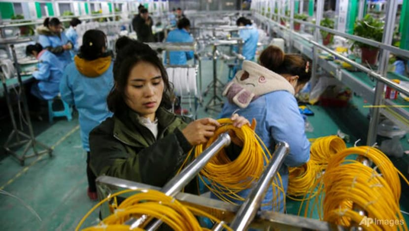 China sets 'low bar' for GDP growth, pledges more jobs