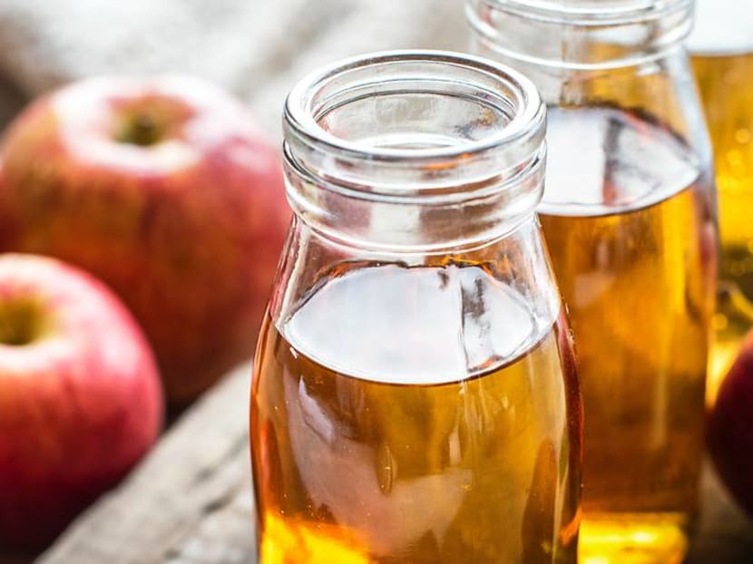 Commentary: Apple cider vinegar may be the next superfood