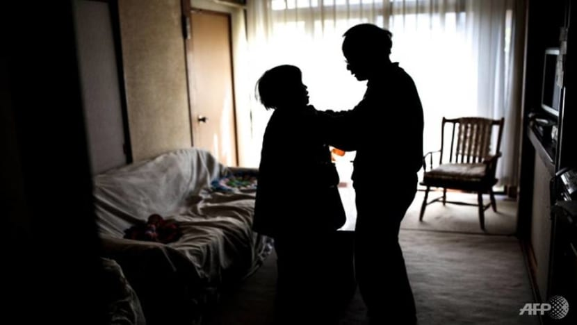 Commentary: Dementia caregivers put on a brave front – while watching loved ones fade away