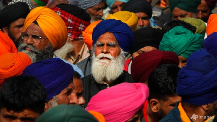 India's Supreme Court suggests government delay farm laws