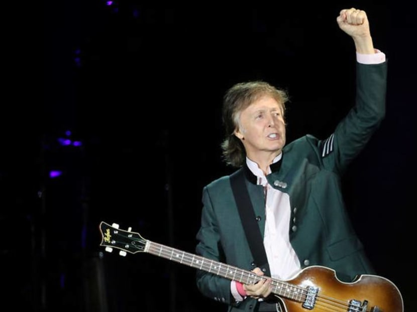 Former Beatle Paul McCartney is writing his first musical at 77
