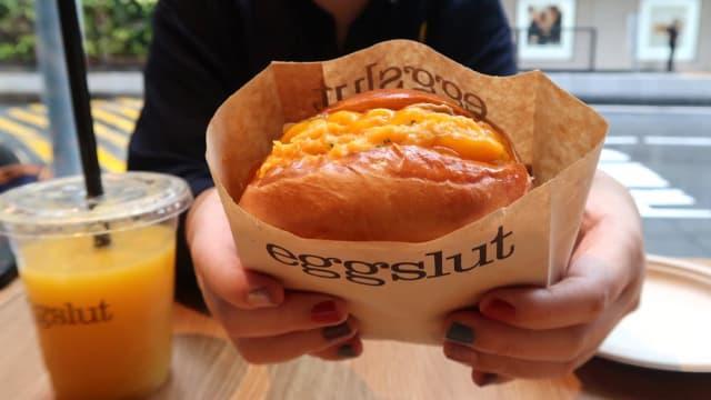 蛋控必吃!美式人气爆浆蛋堡Eggslut登陆本地