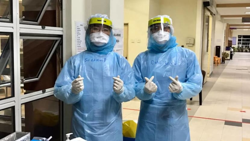 'If not us, then who?': Malaysian doctors overcome fear of infection in country's battle against COVID-19