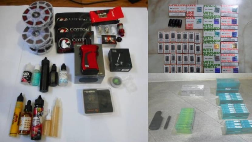 13 fined for illegal online sale of e-vaporisers, including one jailed for selling unregistered medicines