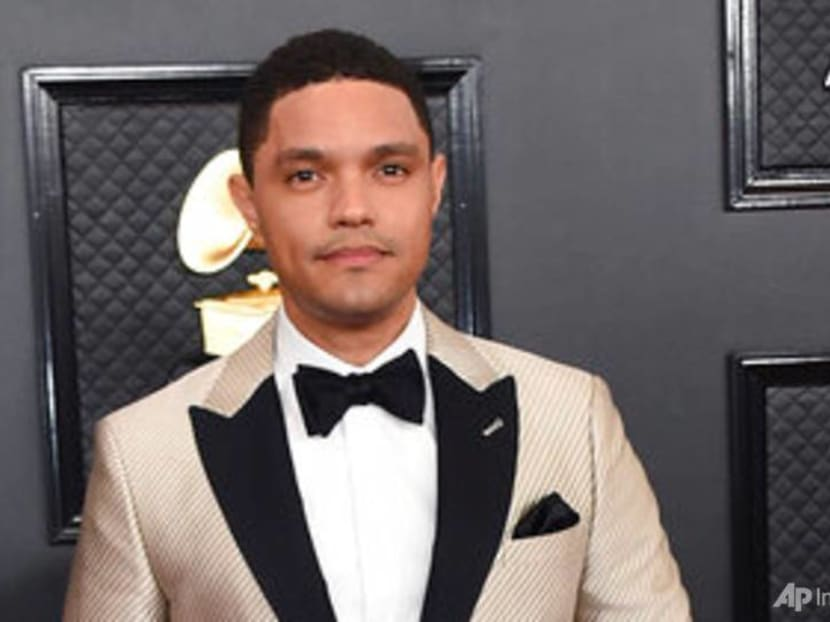 Reinventing the Grammys: 'It's not pandemicky', promises host Trevor Noah