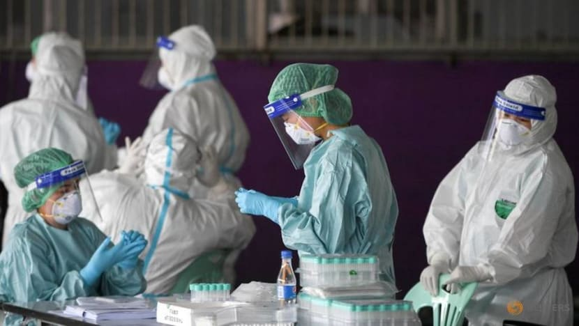 Thailand to administer 10 million COVID-19 vaccine shots monthly from June
