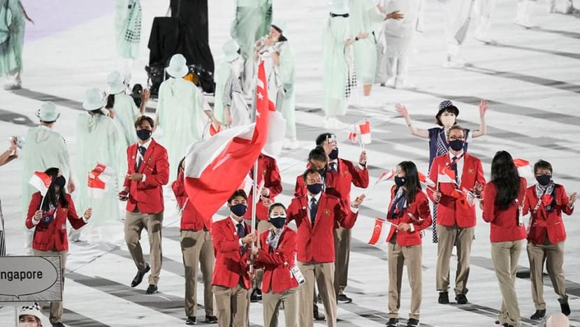 Some 'very encouraging' Team SG performances at Olympics; those who turn in disappointing performances need space: Edwin Tong