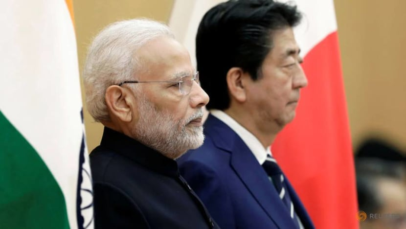 Japan, India agree new defence and economic projects