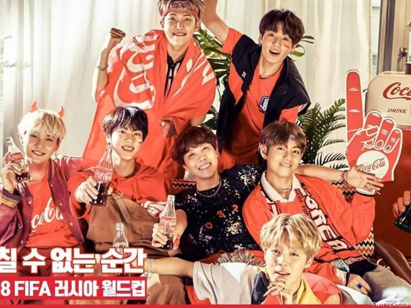 Coca-Cola to release special-edition BTS cans end of July